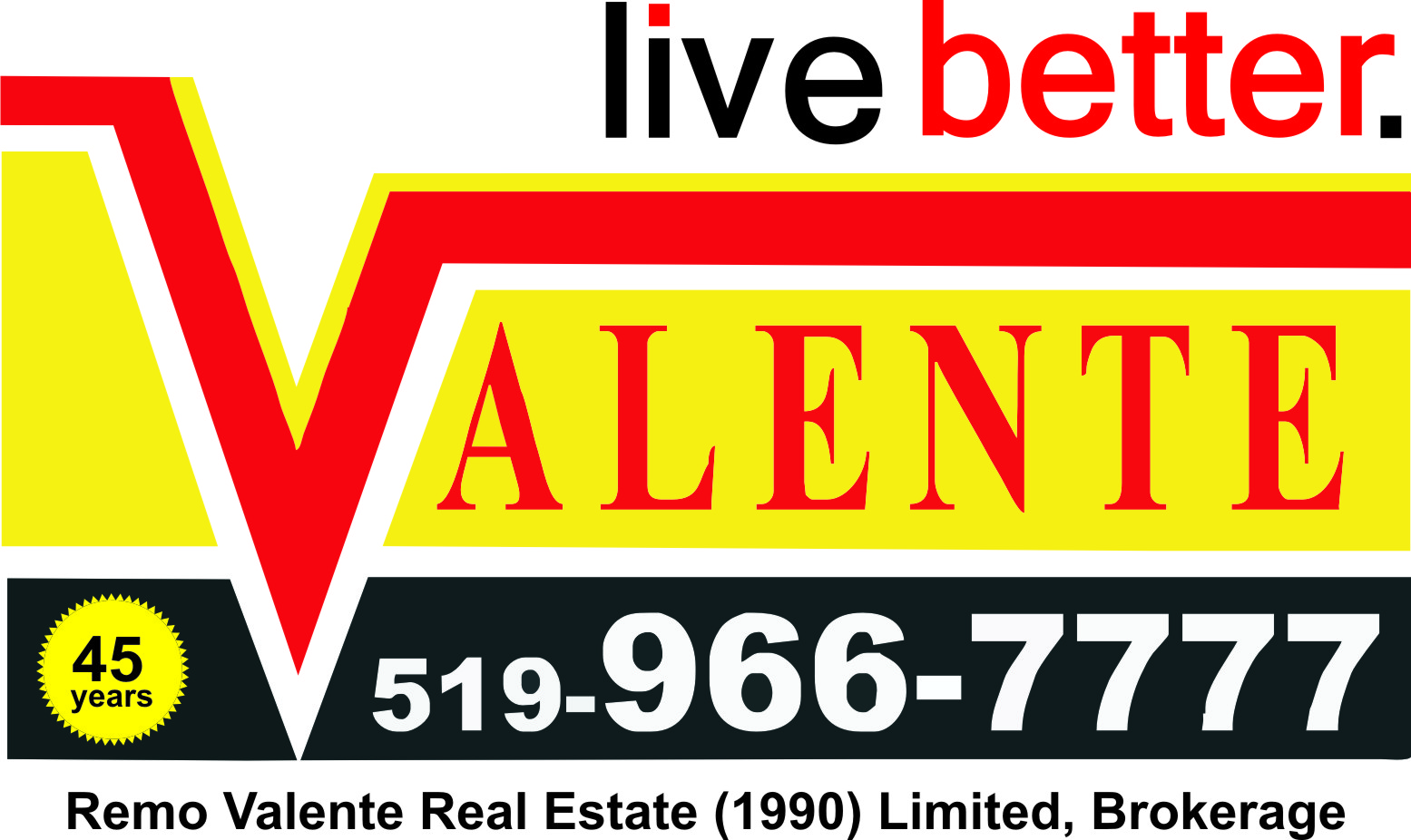 Valente Realty Logo